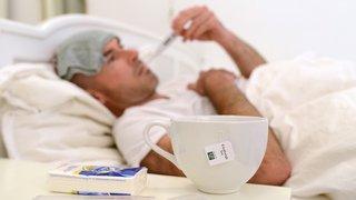 L'épidémie de grippe s'est imposée en Suisse