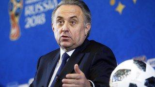 Mondial 2018: Vitali Moutko, banni par le CIO à cause du dopage d'Etat russe, quitte la présidence du comité