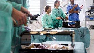 Genève à la pointe de la formation chirurgicale high-tech