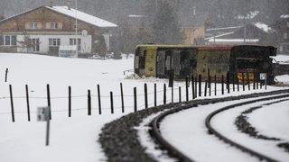 Tempête Eleanor/Burglind: les dégâts sont estimés à plus de 50 millions de francs en Suisse