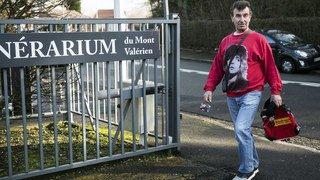France: les fans de France Gall lui rendent un dernier hommage à Paris