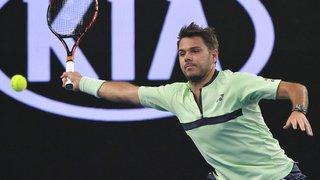 Open d'Australie: Stan Wawrinka, hors de forme, éliminé en 3 sets par l'Américain Sandgren