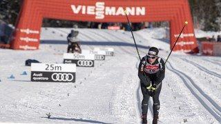 Ski nordique: La Suisse van der Graaff 30e, Pärmäkoski s'impose à Planica