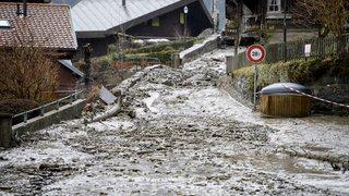Intempéries en Valais: retrouvez les temps forts de ce lundi