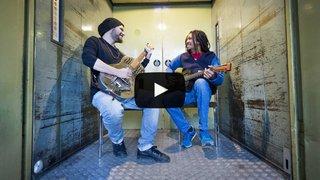 """The Two, duo blues né à Sierre, inaugure la """"Monte-Charge Session"""" du Nouvelliste avec un titre de leur nouvel album"""