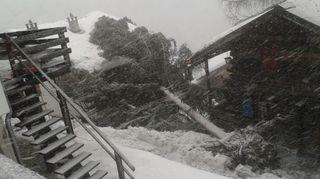 L'alerte est levée en Valais mais la prudence reste de mise