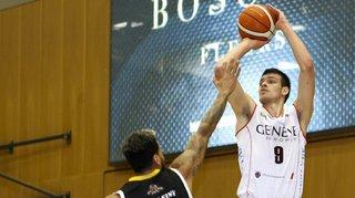Basket: Arnaud Cotture revient en Valais l'espace d'un week-end