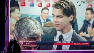 Nico Hischier plébiscité