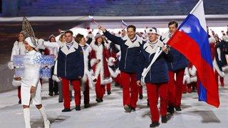Plus de 450 Russes  se préparent pour les Jeux