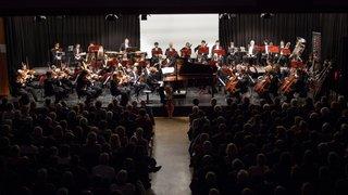 La musique classique donne le ton de l'An neuf