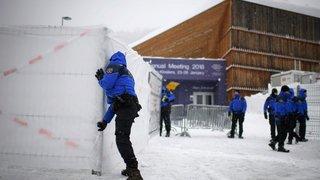 Davos retient son souffle