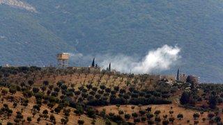 La Turquie attaque une enclave kurde en Syrie