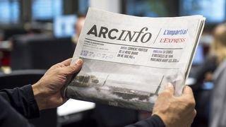 Presse neuchâteloise: L'Impartial et L'Express fusionnent pour donner naissance à ArcInfo