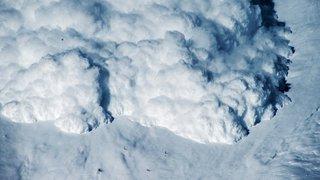 Des avalanches d'une ampleur rare pourraient se produire ce week-end en Valais
