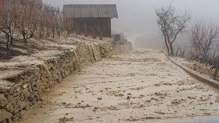 Valais: éboulements, inondations, avalanches, ce qu'il faut retenir de cette journée critique du fait des intempéries