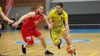 Basket: le BBC Monthey gagne 80-72 contre Swiss Central