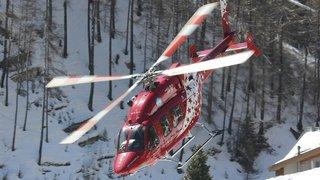 Saas-Fee: un randonneur victime d'une avalanche