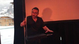 Pascal Viglino au Verbier Art Summit 2018