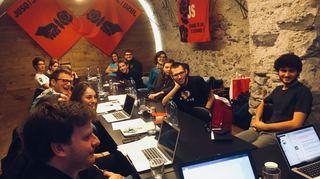 Sion 2026: les jeunes socialistes du Valais romand disent non