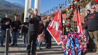 Ouverture à Manor Monthey: les syndicats protestent, les clients affluent