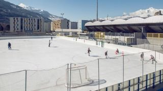 Réouverture de la patinoire de Tourbillon à Sion ce dimanche