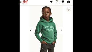 H&M retire une publicité jugée raciste