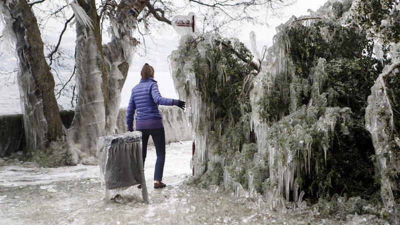 Météo: dès lundi, les températures ressenties en plaine pourront descendre jusqu'à -16°C en Suisse