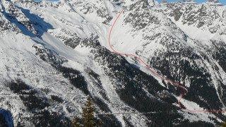 Valais: trois avalanches ont fait quatre blessés durant le week-end