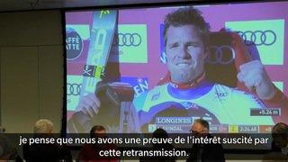 VIDEO - L'alliance des grands évènements sportifs suisses contre No Billag