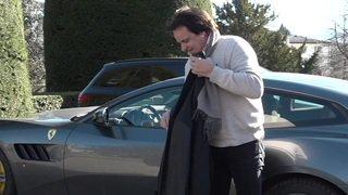 Football: Christian Constantin passe trois heures devant le Tribunal Arbitral du Sport à Lausanne