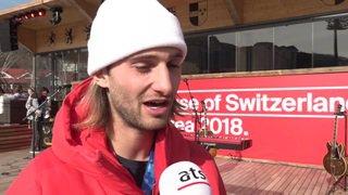 """Pat Burgener: """"La musique m'a ramené au succès en snowboard"""""""