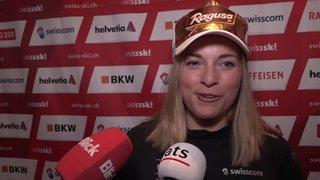 Ski alpin: Lara Gut en forme pour le Super-G à Crans-Montana