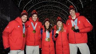 """William Besse: """"Cette victoire montre que la réorganisation de Ski Valais a porté ses fruits"""""""