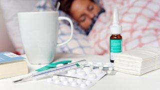 Le pic de l'épidémie de grippe a été atteint, le nombre d'infections en diminution