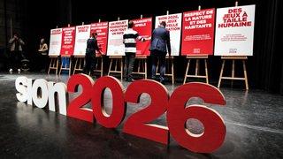 Les municipaux sierrois soutiennent Sion 2026