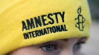 Rapport annuel d'Amnesty: la Suisse pointée du doigt