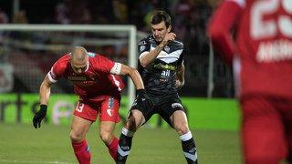 Super League: le FC Sion s'enfonce encore un peu plus à Lugano