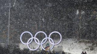 La journée olympique du 22 février en images