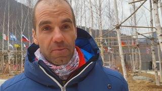 Les Valaisans aux JO: Didier Défago, ouvreur de luxe de la descente, nous livre son analyse