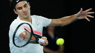 Les huit derniers défis  de Roger Federer