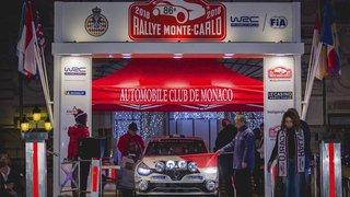Rallye: Ismaël Vuistiner et Florine Kummer veulent revoir le port de Monaco