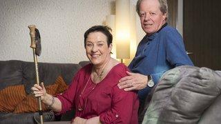Un couple de Valaisans raconte la vie après un AVC