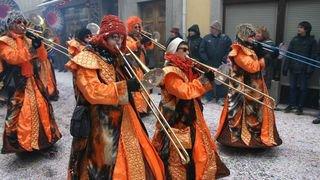 Où faire carnaval à Martigny et dans l'Entremont?