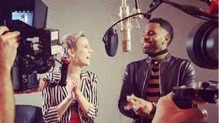 La Valaisanne Forma chante avec Jason Derulo à Los Angeles
