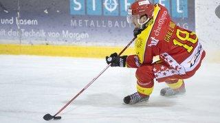 Hockey sur glace: le HC Sierre se hisse en finale