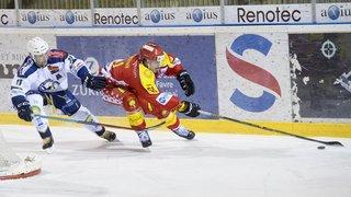 Le HC Sierre réalise le break face à Villars