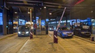 Tunnel du Grand-Saint-Bernard: 30 millions de véhicules enregistrés depuis 1964