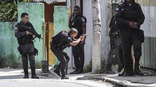 Drame à Rio: un enfant d'un an et deux adultes tués dans une favela