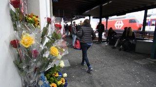 Gare de Martigny: le meurtrier reste en prison