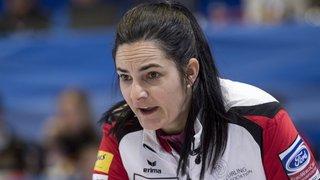 Curling: les Suissesses battent le Danemark 7-5 et peuvent espérer atteindre les quarts de final